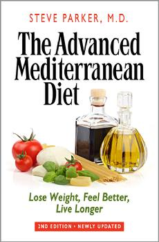 Front cover of Advanced Mediterranean Diet 2nd Edition